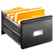 Files in a Cabinet