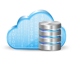 Cloud-hosted Server