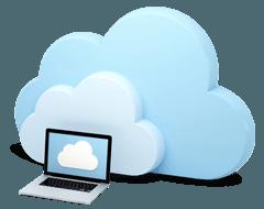 Cloud-hosted Laptop