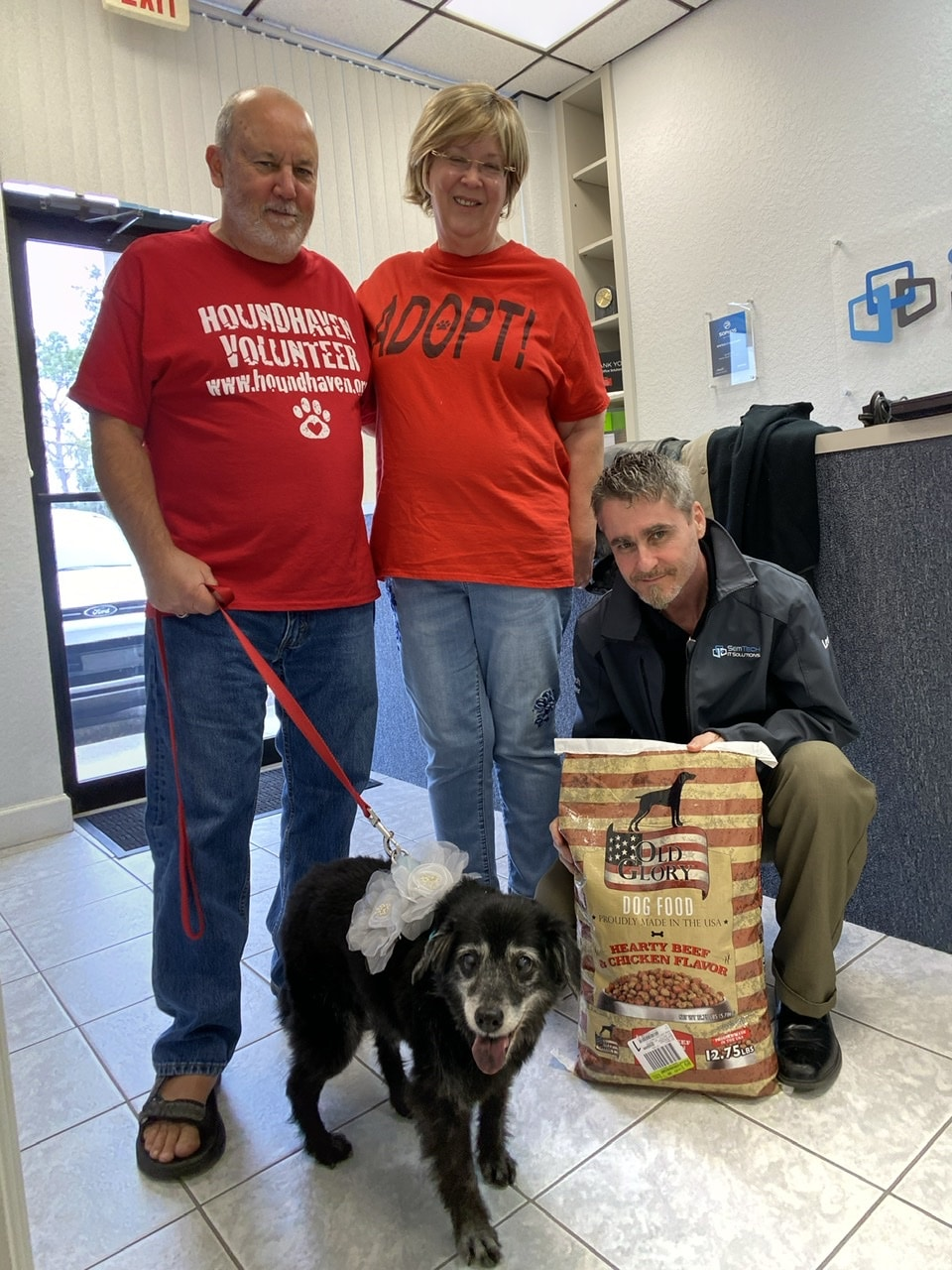 Animal Shelter In Florida Receiving Donation From SemTech IT Solutions