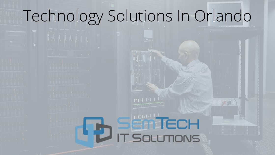 Technology Solutions In Orlando
