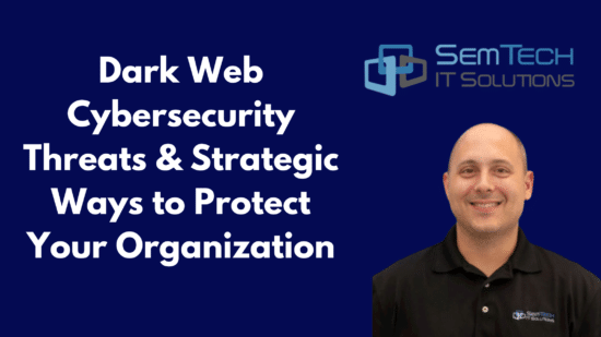 Dark Web Cybersecurity Threats are Real