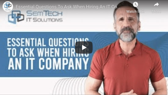Essential Questions To Ask Before Hiring An IT Company
