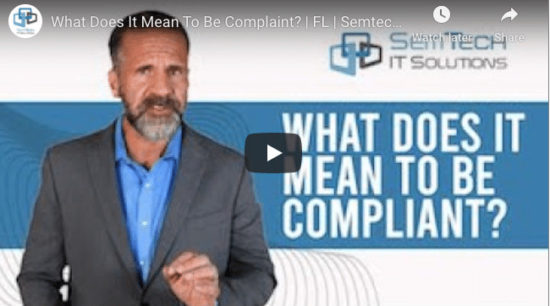 What Is IT Compliance and Does Your Organization Need to Worry About It?