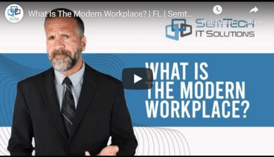 What Is The Modern Workplace in Orlando? (Facts/Benefits)